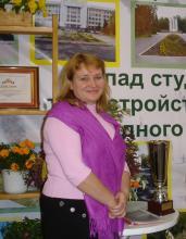 Кевитар Елена Николаевна, МУП Вологдазеленстрой